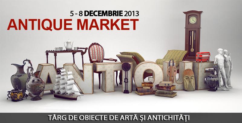 Antique Market - Targ de obiecte de arta si antichitati