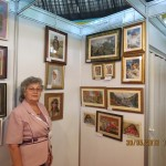 Expozant Iuliana Bibiri