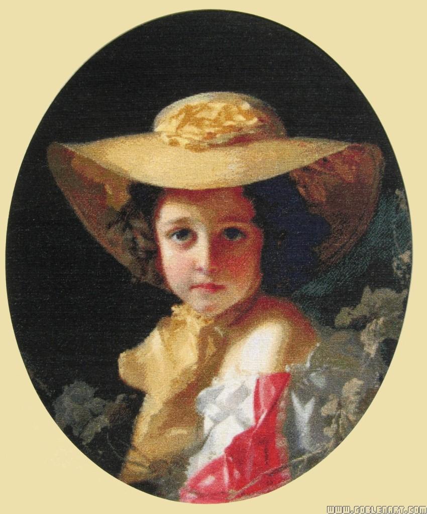 Portrait of Countess Tolstoy