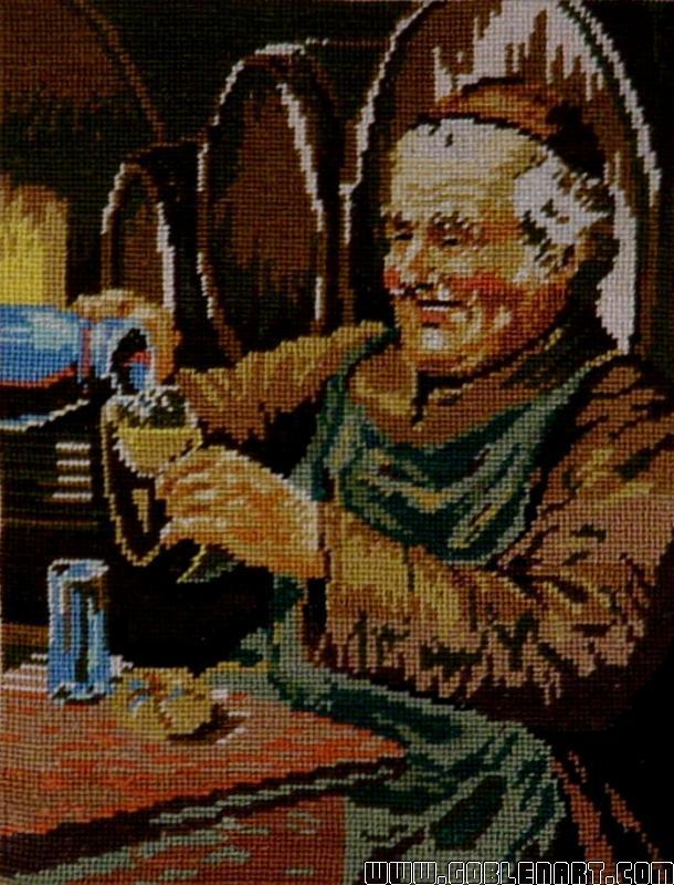 The cellar man