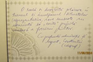 Testimonial Constantin