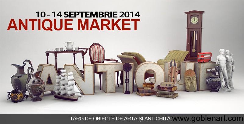 Expositions: Antique Market 2014