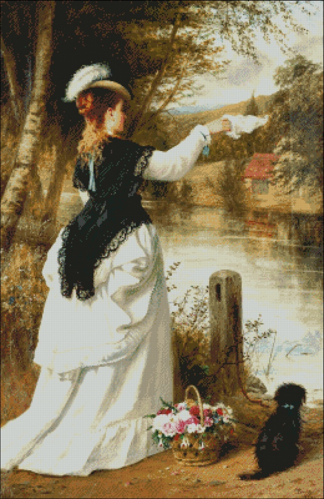Farewell - Thomas Brooks (1818-1891)