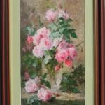 Stil life of roses