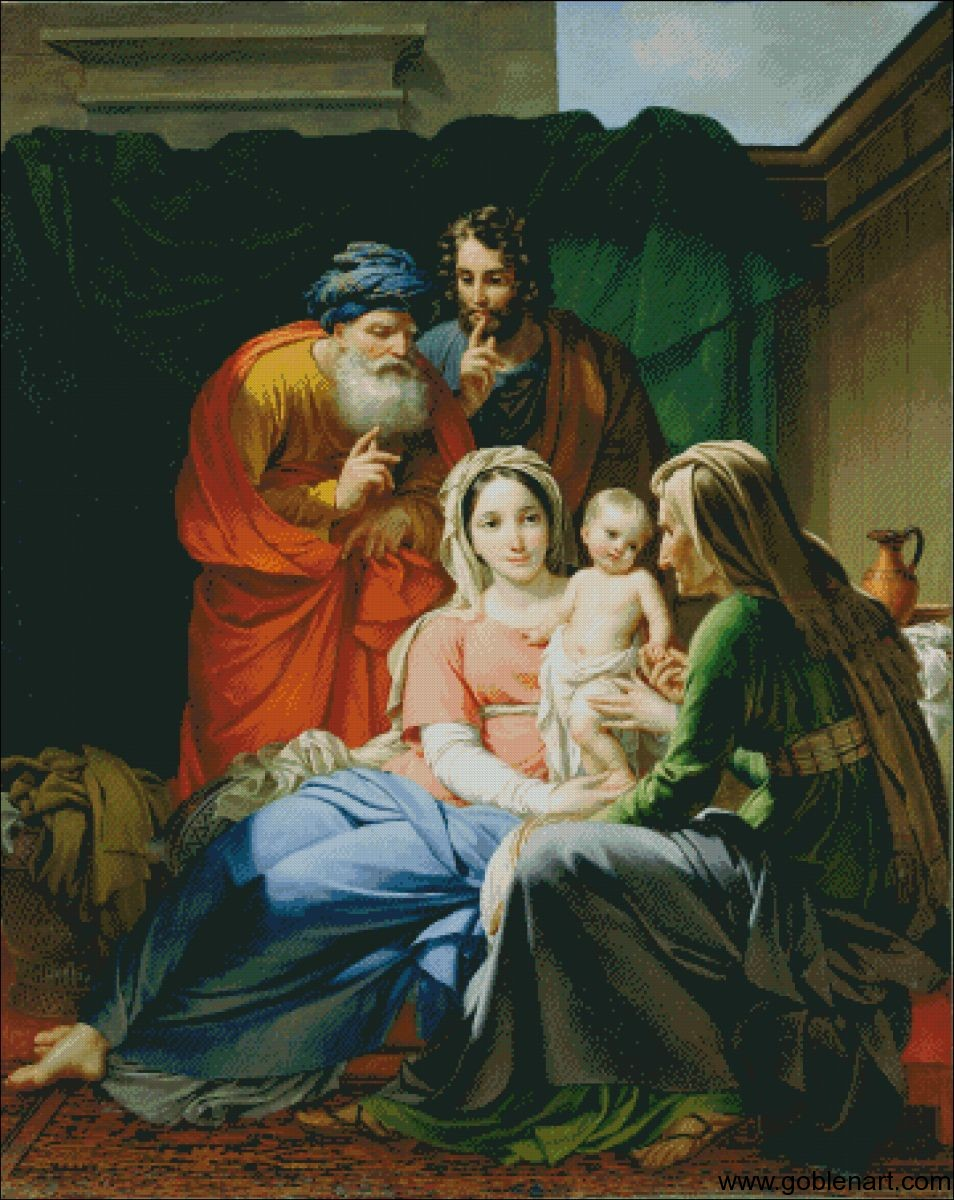 Holy Family - Joseph Paelnick