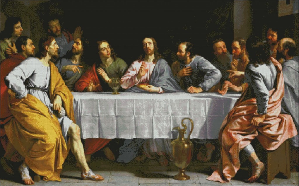 The Last Supper - Philippe de Champagne