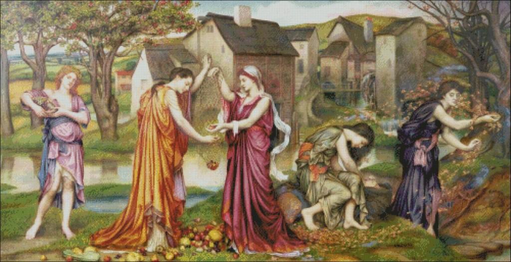 The Cadence of Autumn- Evelin de Morgan