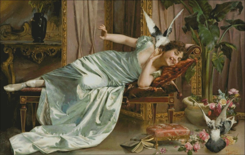 The Interruption - Vittorio Reggianini