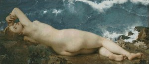 The Wave and the Pearl - Paul-Jacques-Aimé Baudry