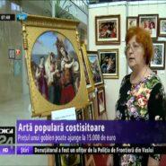 Press release: digi24.ro – Mestesug ridicat la rang de arta. Pretul unui goblen poate ajunge la 15.000 de euro