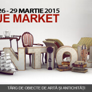 Expositions: Antique Market 2015 – Bucharest, 26 – 29 march 2015