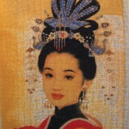 Chinese beauty 2 – sewing period