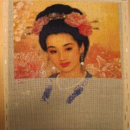 Chinese beauty 3 – sewing period