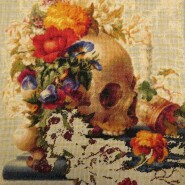 Vanitas Still Life – sewing period