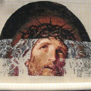 Jesus crowned with thorns – sewing period