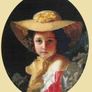 Portrait of countess Tolstoy
