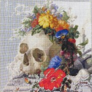 Vanitas Still Life 2 – sewing period