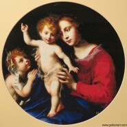 Virgin and Child with the Infant Saint John the Baptist