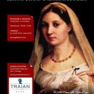 Expositions: Portrete celebre – Expozitie de Goblenuri Unicat create de Elena Zidaru, Grand Hotel Traian – Iasi, 30 september – 02 october 2010